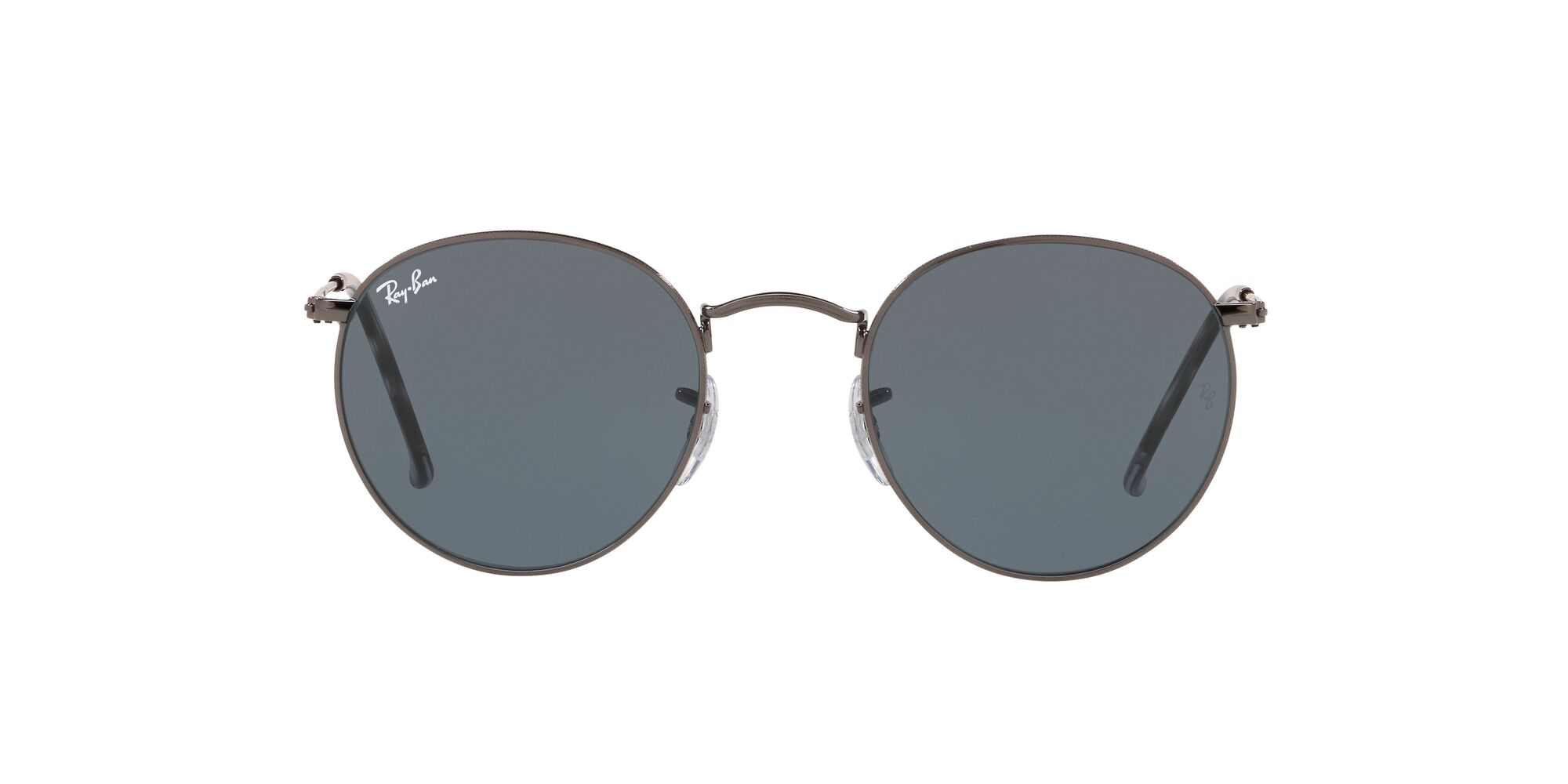 Front Ray-Ban Ray-Ban 0RB3447 9171R5 50/21 Grijs/Blauw