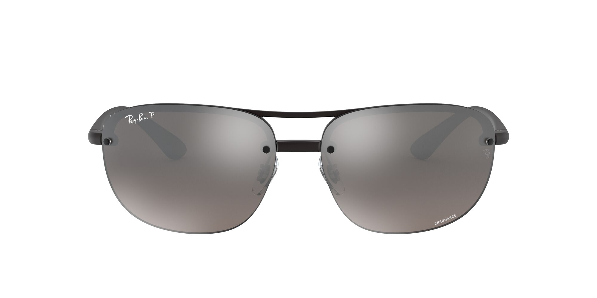 Front Ray-Ban Ray-Ban 0RB4275CH 601S5J 63/15 Zwart/Grijs