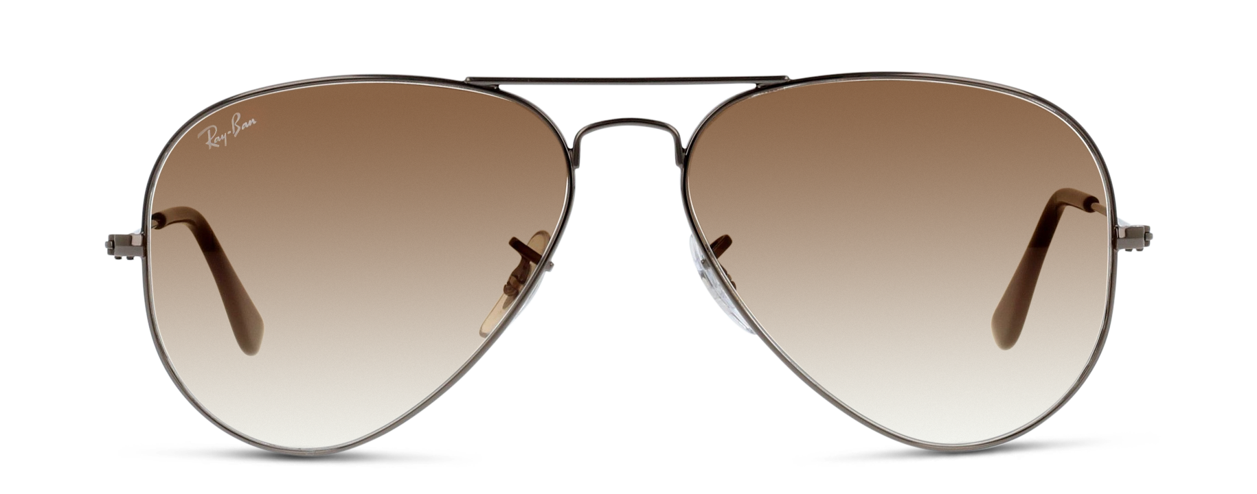 Front Ray-Ban 0RB3025/004-51/6214/140 Brun/BROWN