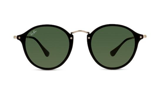 2447 901 Groen / Zwart, Zilver