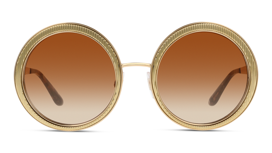Front Dolce & Gabbana Dolce & Gabbana 2179 02/13 54/99 Goud/Anders