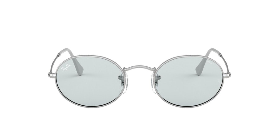 Ray-Ban 0RB3547 003/T3 Grijs / Zilver