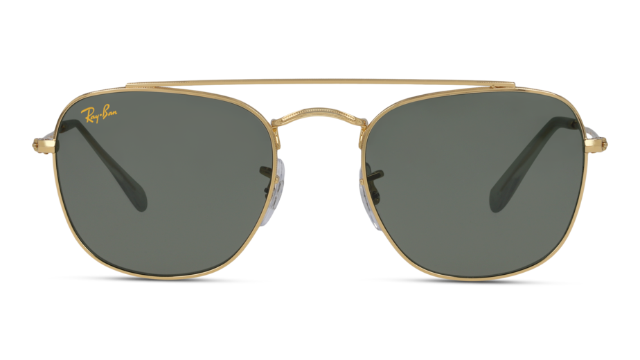 Front Ray-Ban 0RB3557/919631/5120/140 Guld