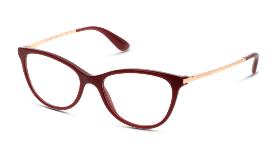 Angle_Left01 Dolce & Gabbana DolceGab 3258 3091 54/17 Rosso