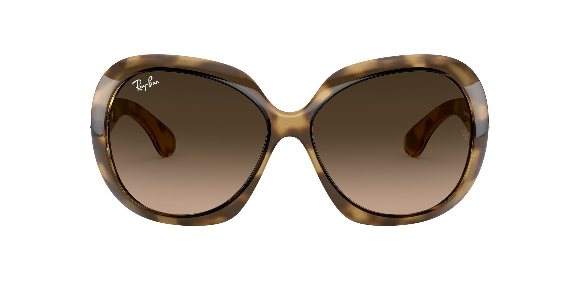 Front Ray-Ban Ray-Ban 0RB4098 642/A5 60/14 Bruin/Bruin
