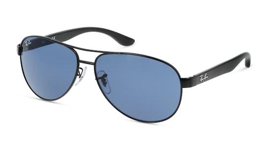 B3457 002/80 Blauw / Zilver