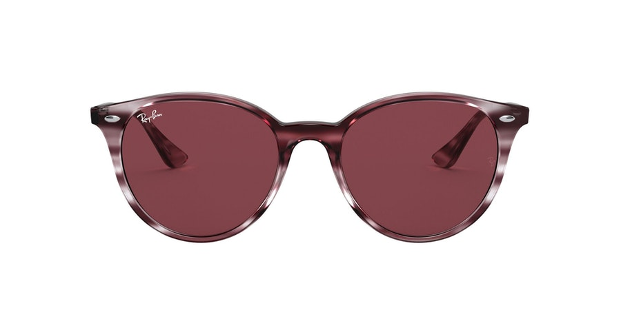 Ray-Ban 0RB4305 643175 Paars / Rood, Bruin