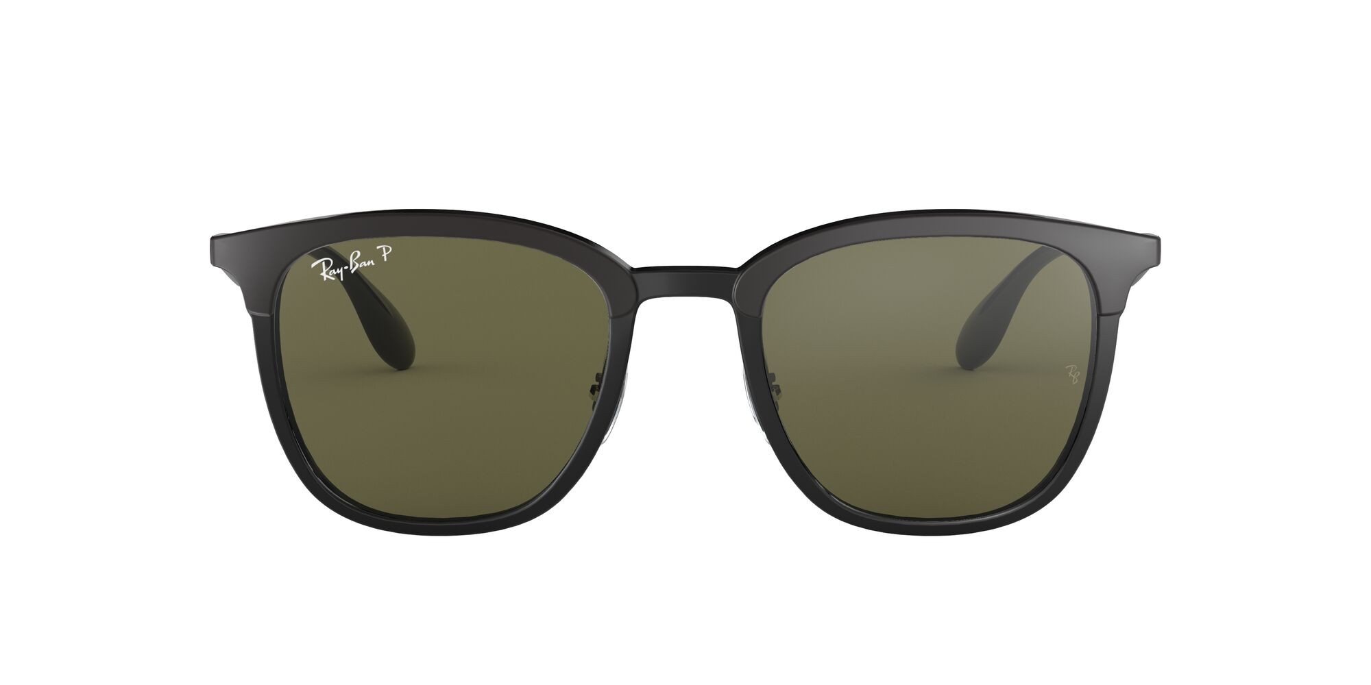 Front Ray-Ban Ray-Ban 0RB4278 62829A 51/21 Zwart/Groen