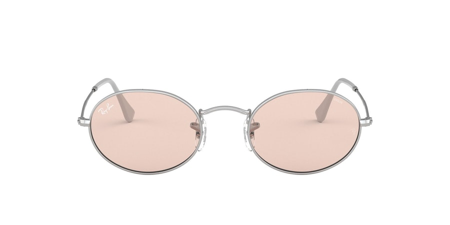Ray-Ban 0RB3547 003/T5 Roze / Zilver