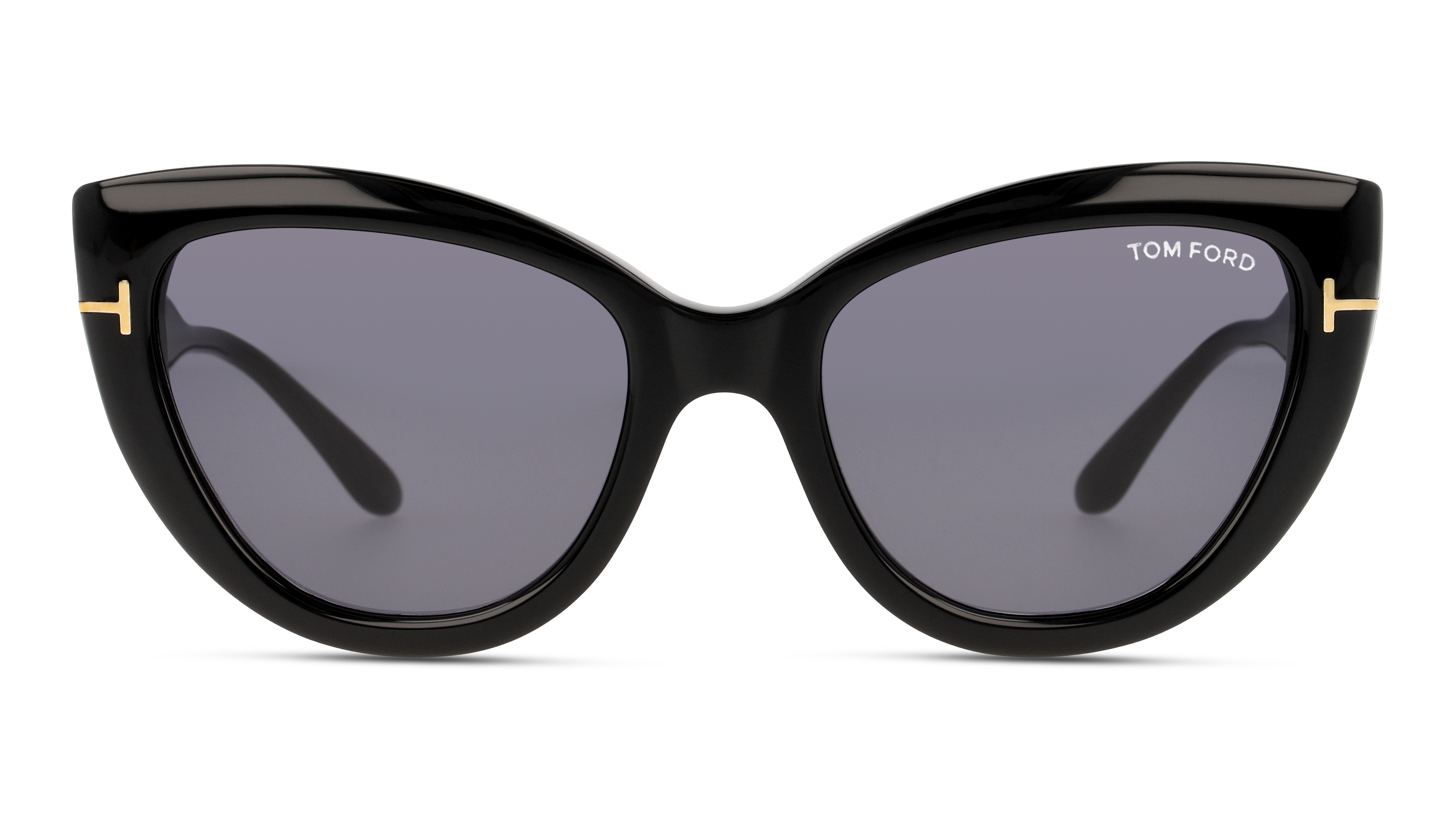 Front Tom Ford TF0762/01A/5520/140 Sort