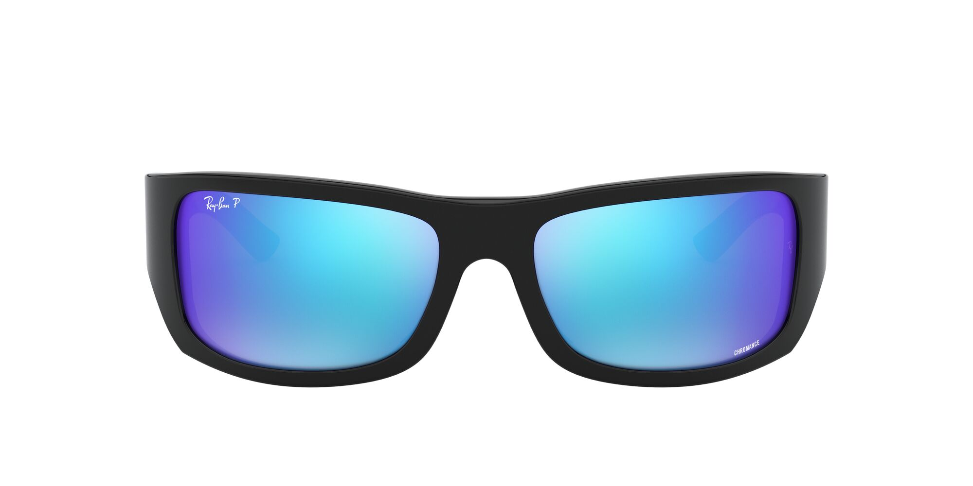 Front Ray-Ban Ray-Ban 0RB4283CH 601/A1 64/18 Zwart/Groen
