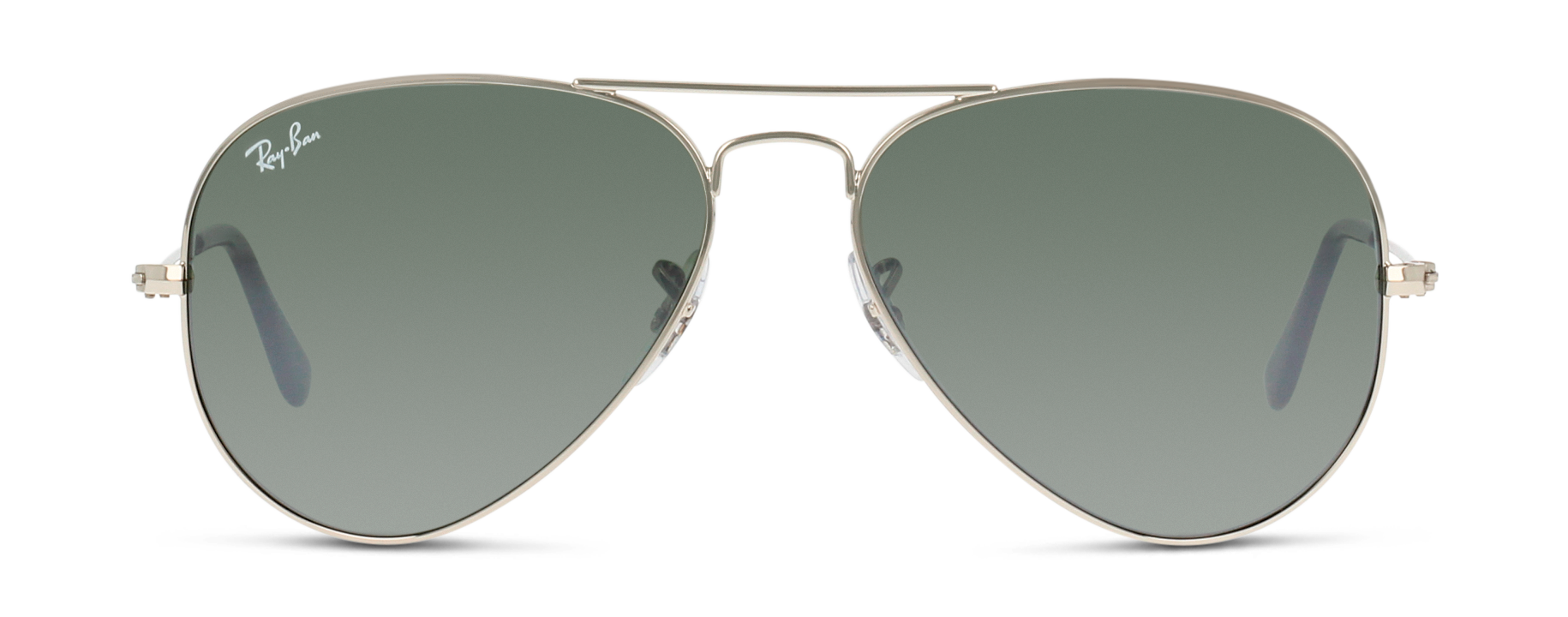 Front Ray-Ban Ray-Ban 3025 W3275 55/14 Zilver/Zilver
