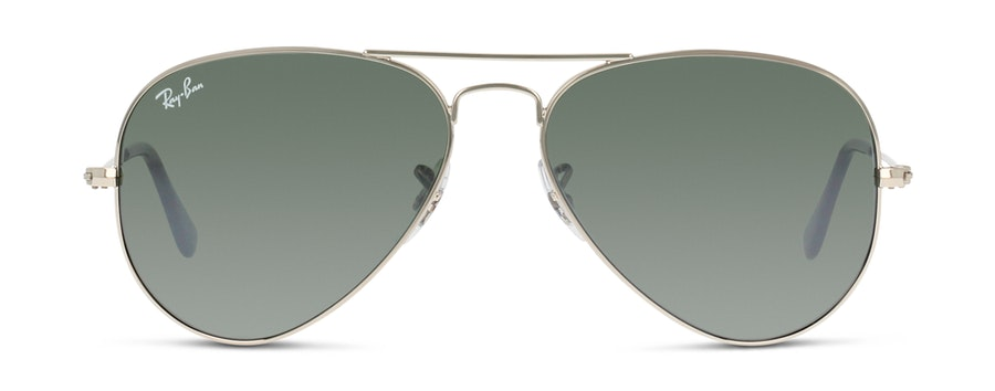 Ray-Ban 3025 W3275 Zilver / Zilver