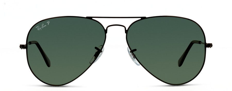 Ray-Ban AVIATOR LARGE METAL B3025 002/58 Groen