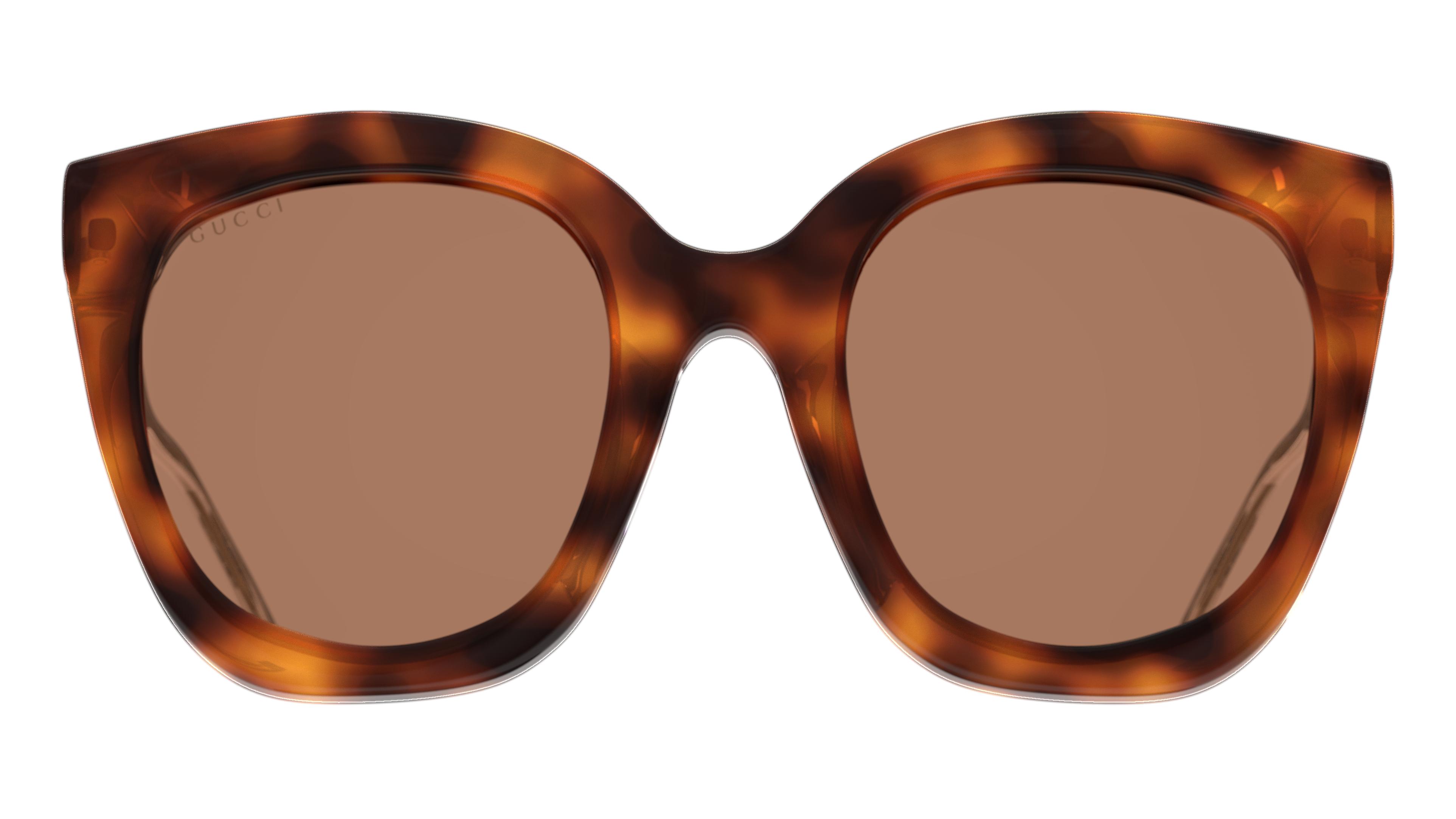 Front Gucci GG0564S/002/5126/145 Skildpaddefarvet