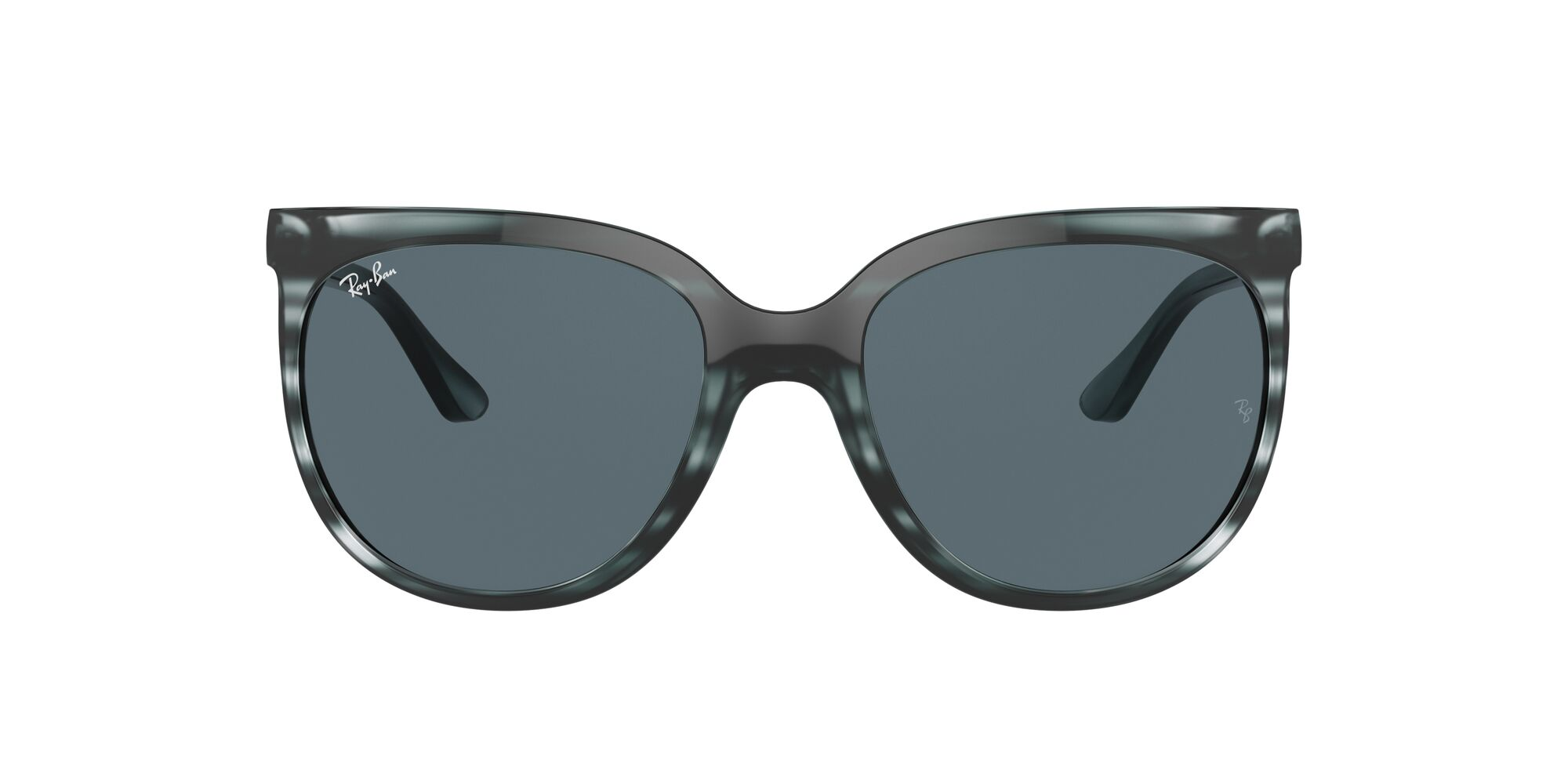 Front Ray-Ban Ray-Ban 0RB4126 6432R5 56/19 Blauw, Bruin/Blauw