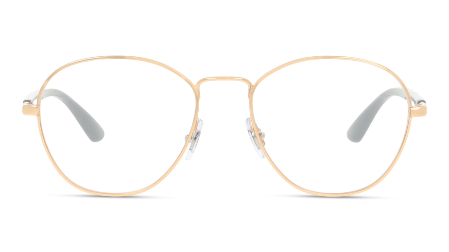 Front Ray-Ban Ray-Ban 0RX6470 3094 50/17 Roze, Goud