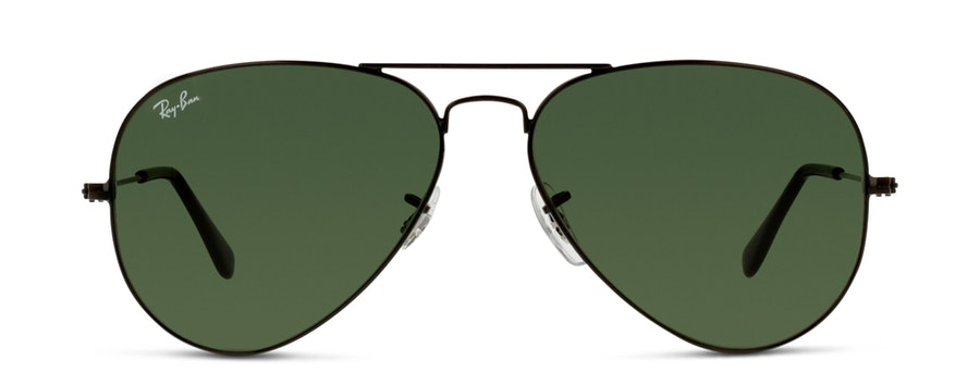 Ray-Ban AVIATOR LARGE METAL B3025 Groen