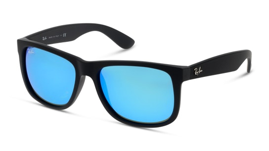 JUSTIN B4165 622/55 Blauw / Zwart