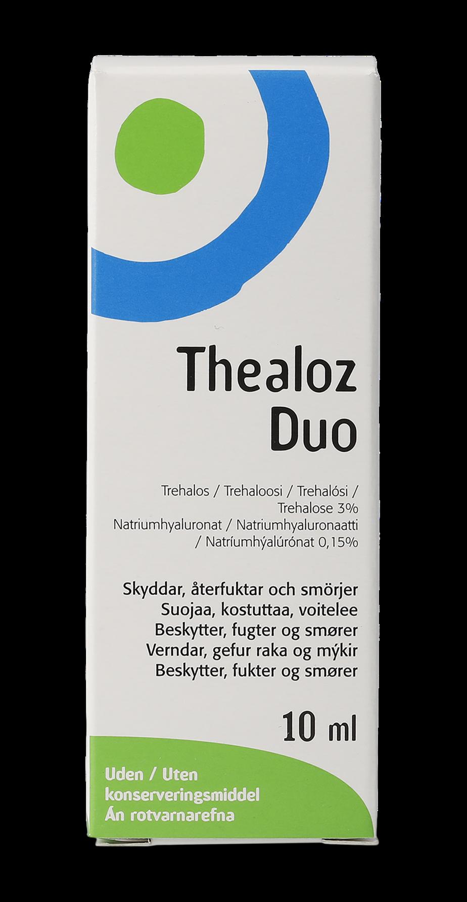Front Thealoz Duo Thealoz Duo