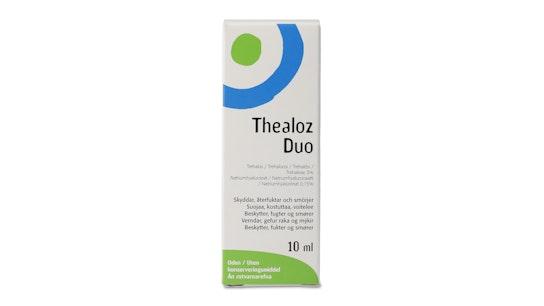 Thealoz Duo Eye drops