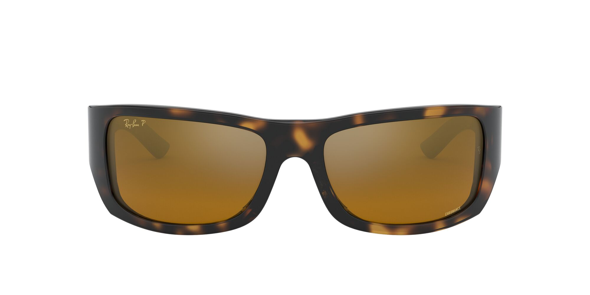 Front Ray-Ban Ray-Ban 0RB4283CH 710/A3 99/18 Bruin/Bruin
