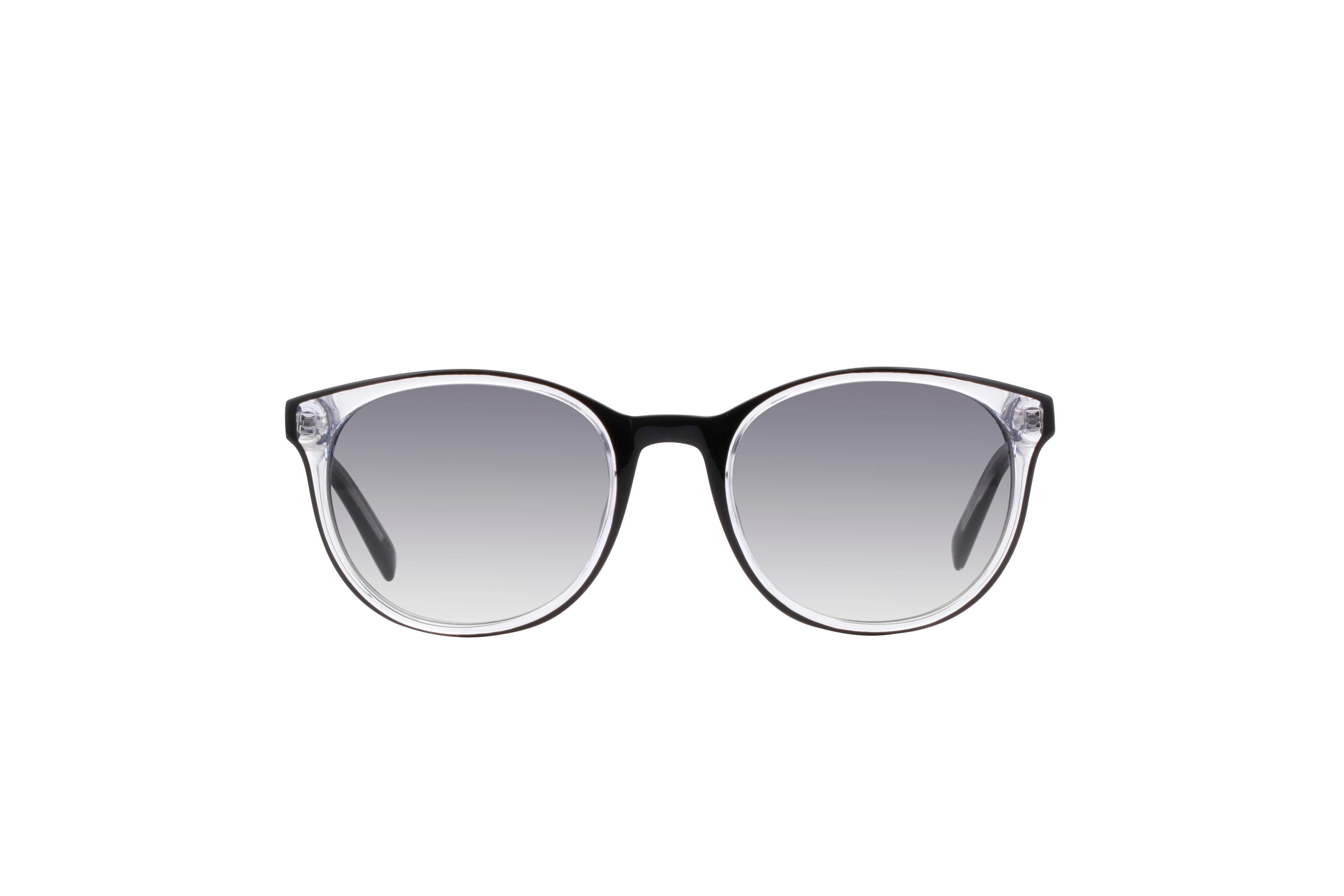 Front Esprit Esprit 17997 538 52/20 Zwart, Transparant/Grijs