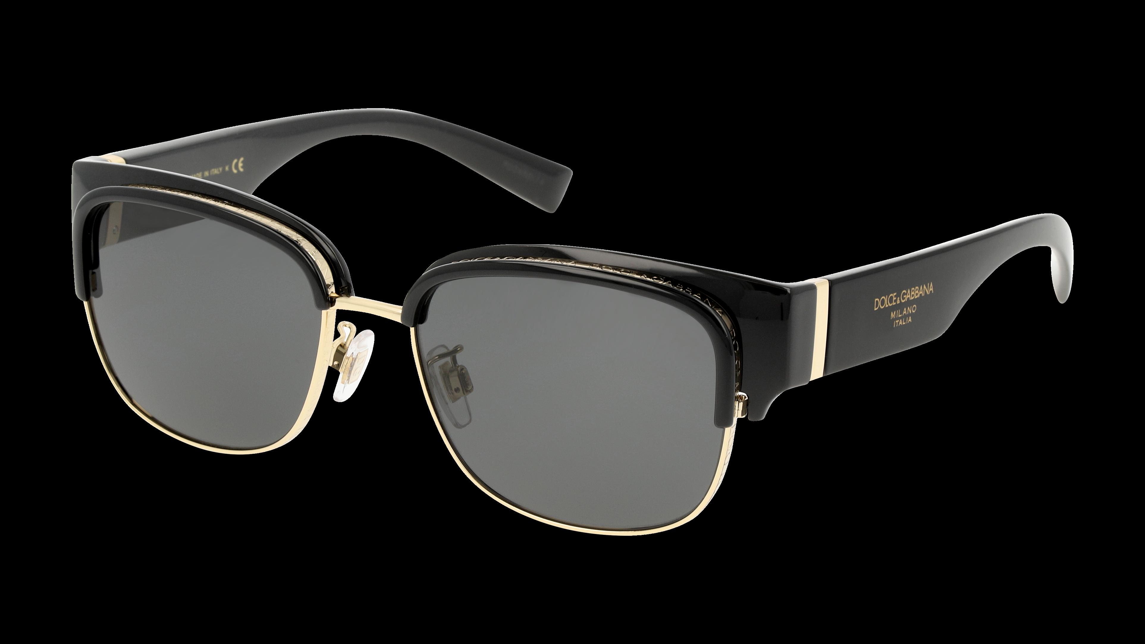 Angle_Left01 Dolce & Gabbana DolceGab 6137 501/87 55/17 Nero,Oro/Grigio