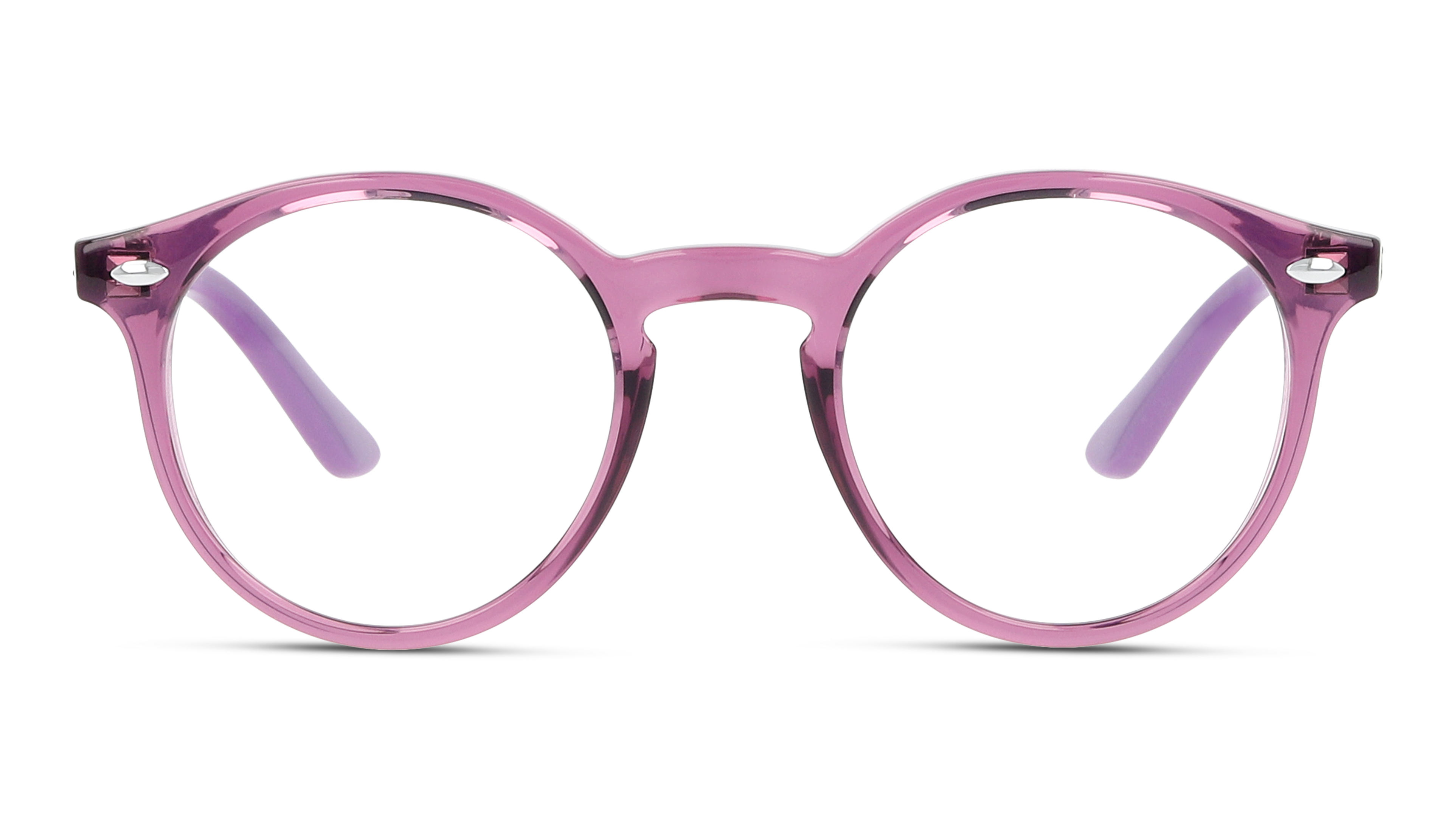 Front Ray-Ban Kids 0RY1594/3813/4219/130 Transparent