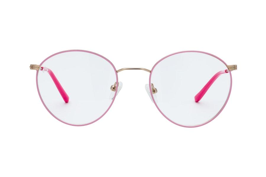 Privé Revaux The Fauve C70 Transparant / Pink, Gold