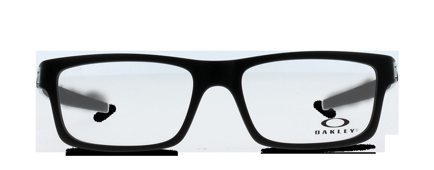 Front Oakley Oakley 8026 802601 54/17 Nero