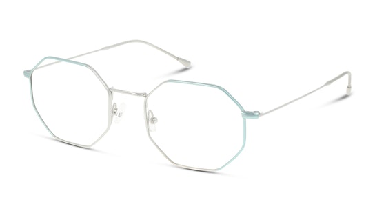 SYOF5008 Zilver, Blauw