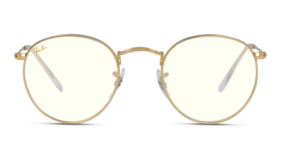 Front Ray-Ban 0RB3447/9196BL/4721/140 Guld