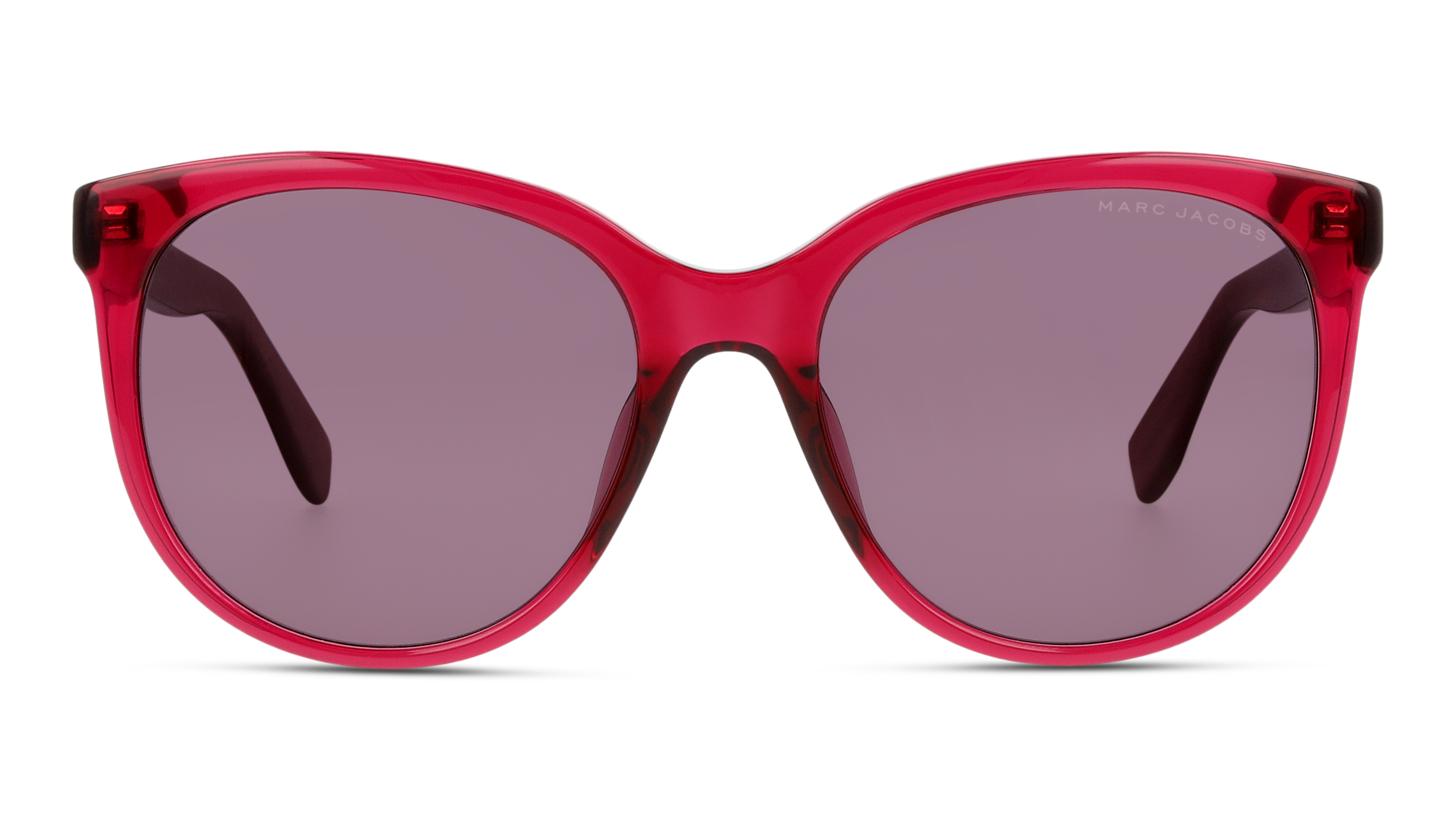 Front Marc Jacobs MJacobs 445/S 8CQ/K2 55/18 Rosso/Viola
