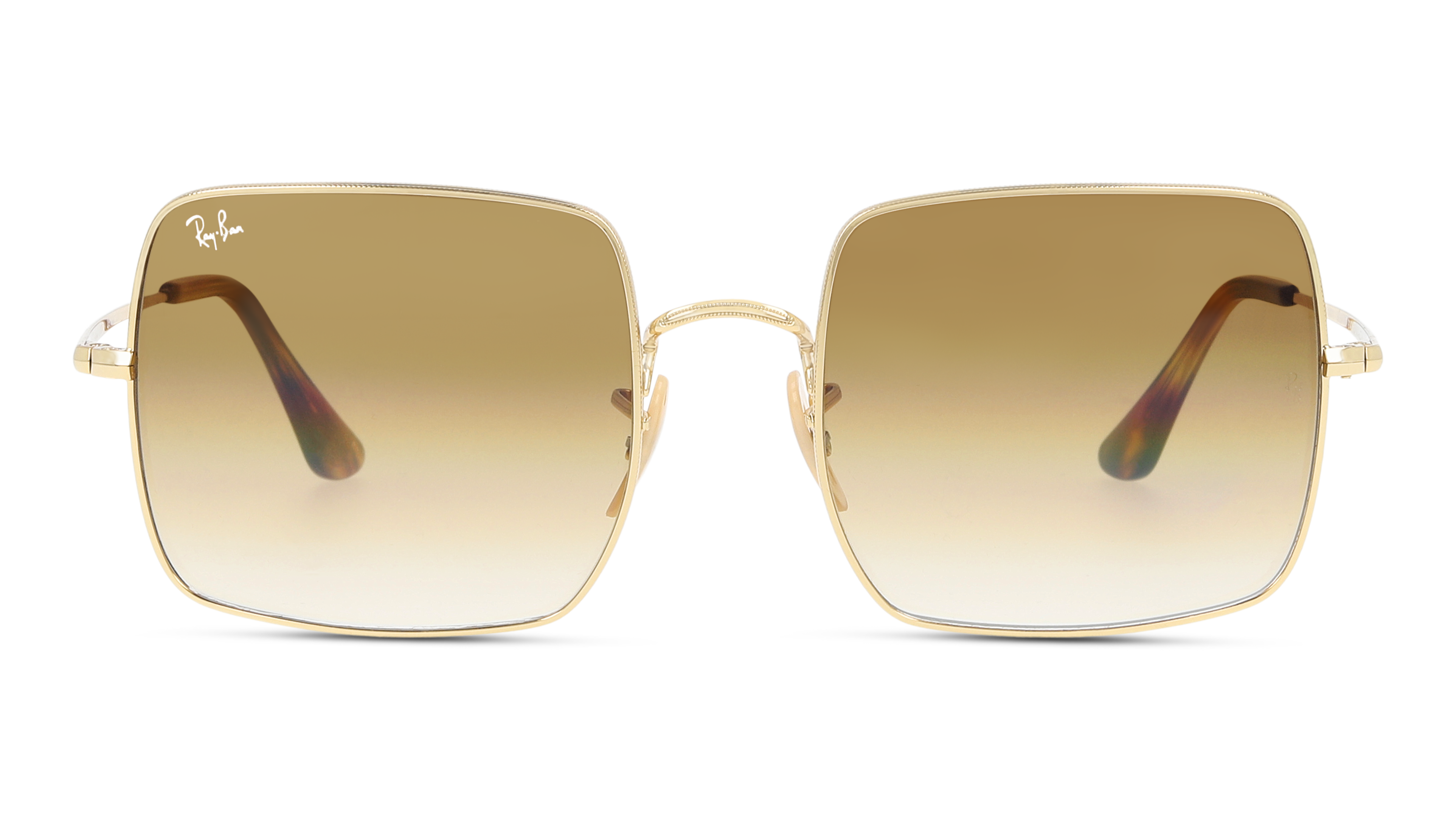 Front Ray-Ban Ray-Ban 0RB1971 914751 54/19 Goud/Bruin