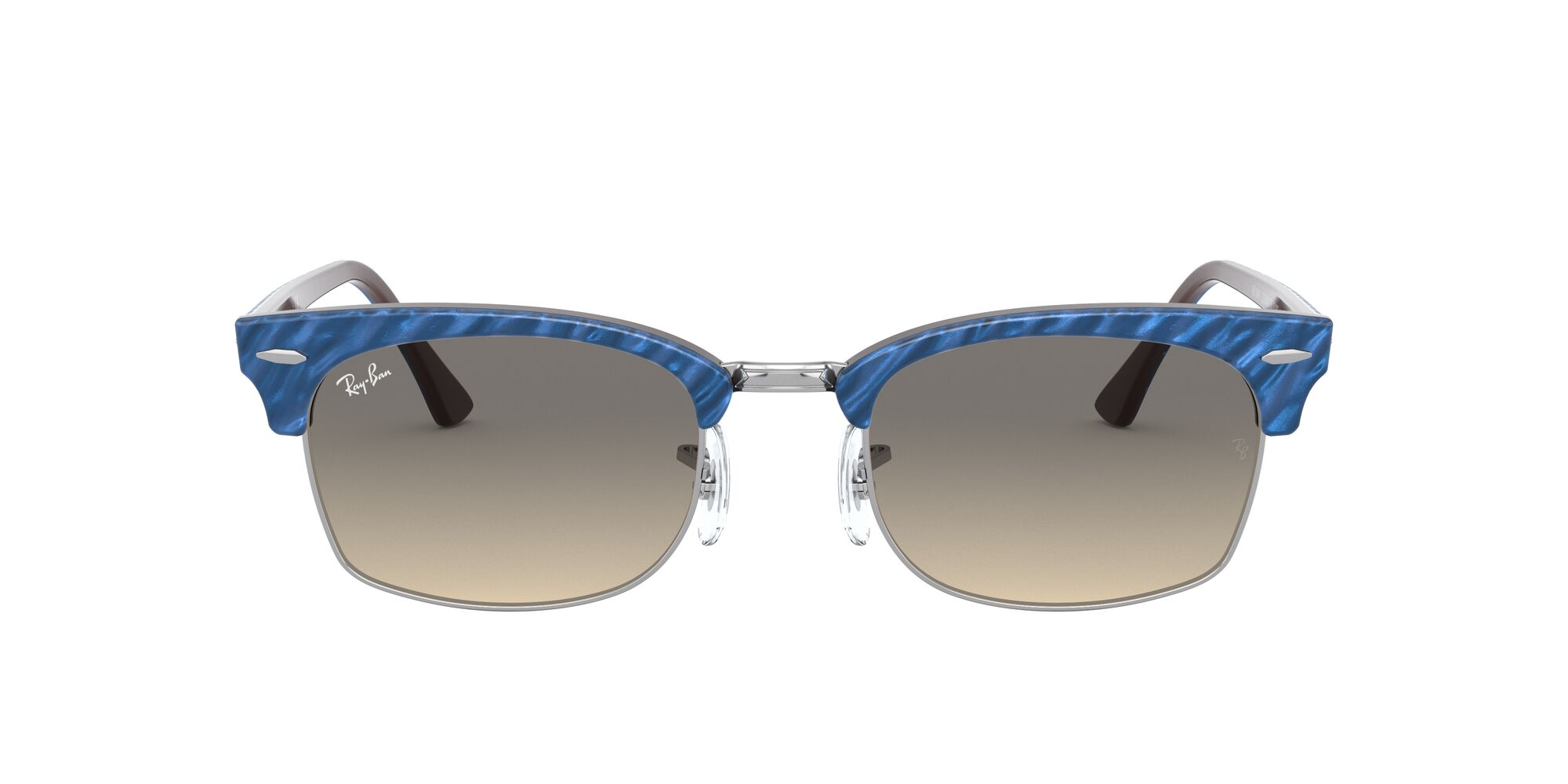 Front Ray-Ban Ray-Ban 0RB3916 131032 52/21 Blauw, Bruin/Grijs