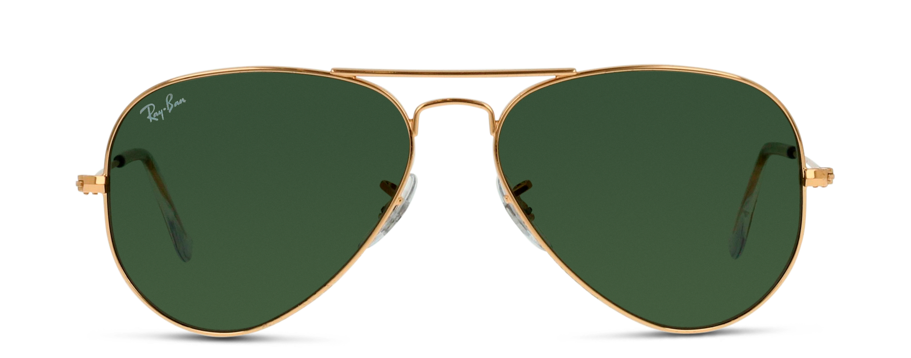 Front Ray-Ban 0RB3025/W3234/5514/135 Guld
