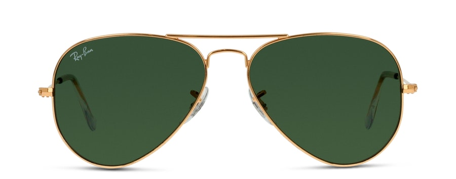 Ray-Ban AVIATOR LARGE METAL 3025 W3234 Grijs