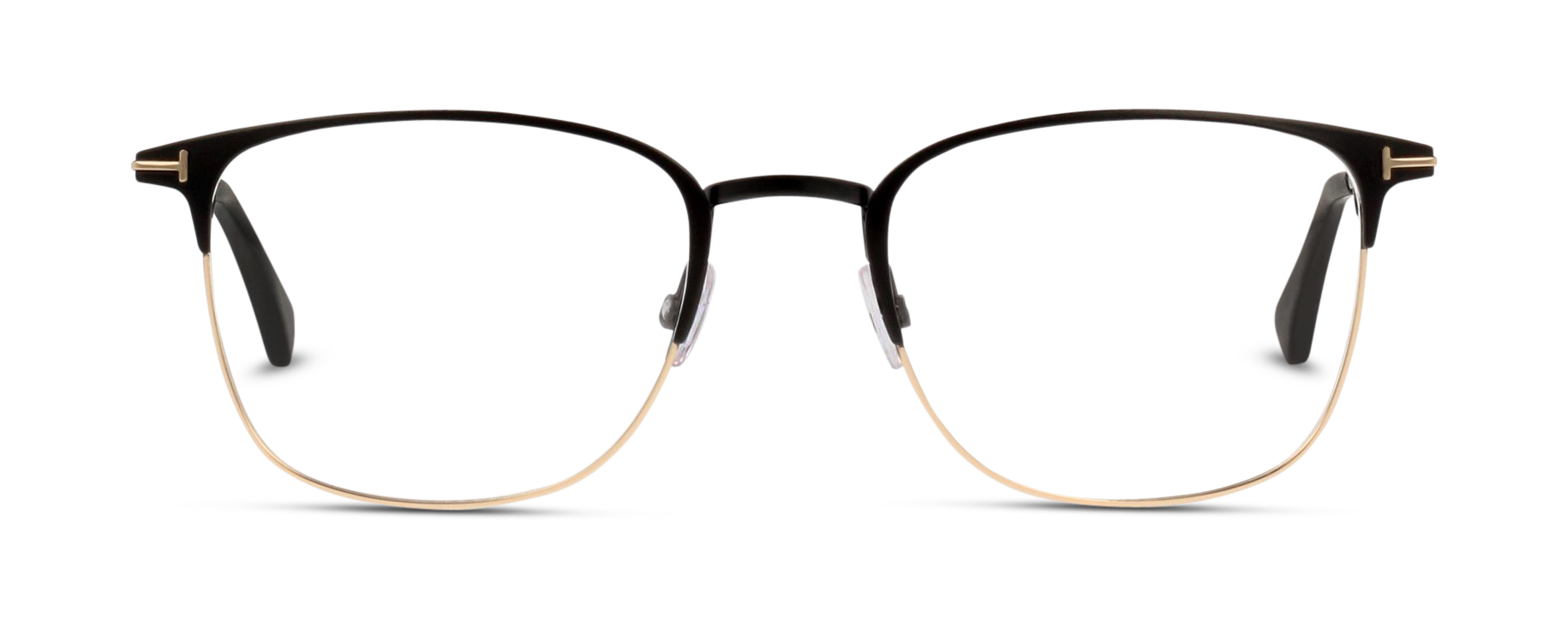 Front Tom Ford TF5453/002/5220/145 Sort