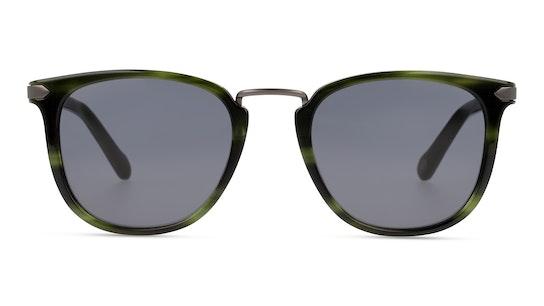 FOS 2099/G/S 517 Cinza / Verde e Prateado