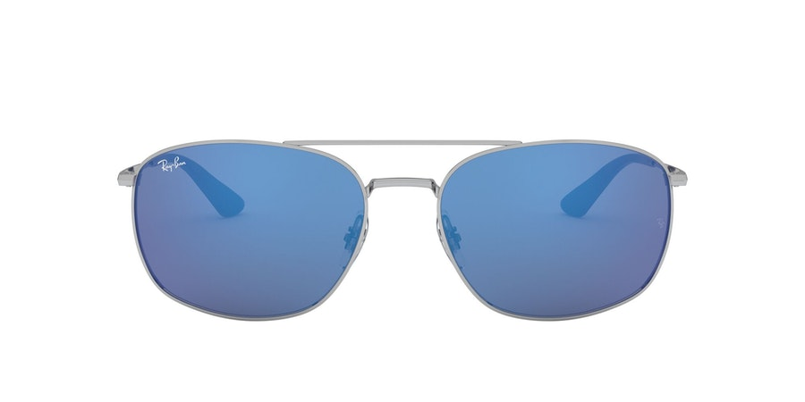 Ray-Ban 0RB3654 003/55 Blauw / Zilver