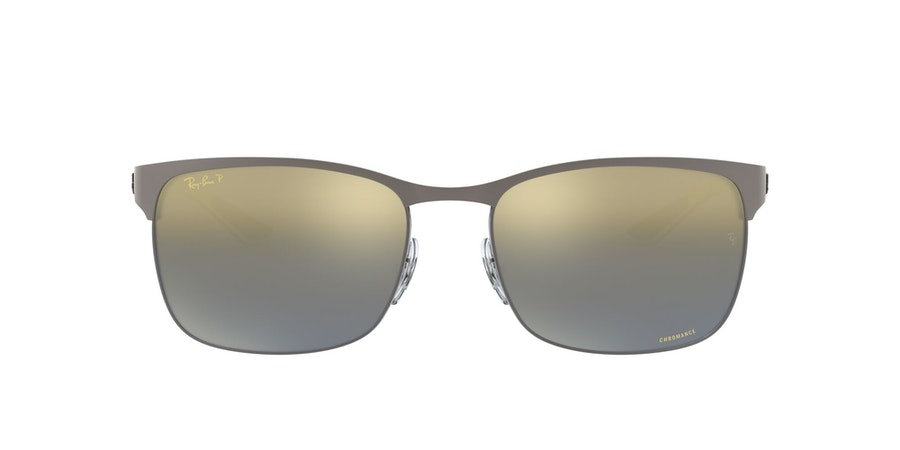 Ray-Ban RB8319CH 9075J0 Grijs / Zilver