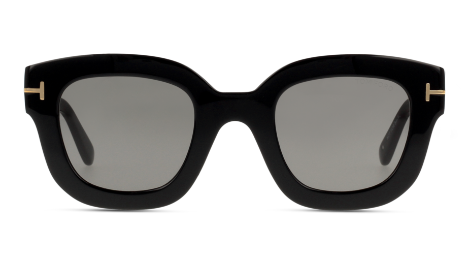 Front Tom Ford TomFord 0659 01A 48/26 Nero/Grigio