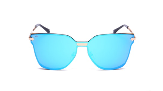 The Madam C51 Blauw / Goud