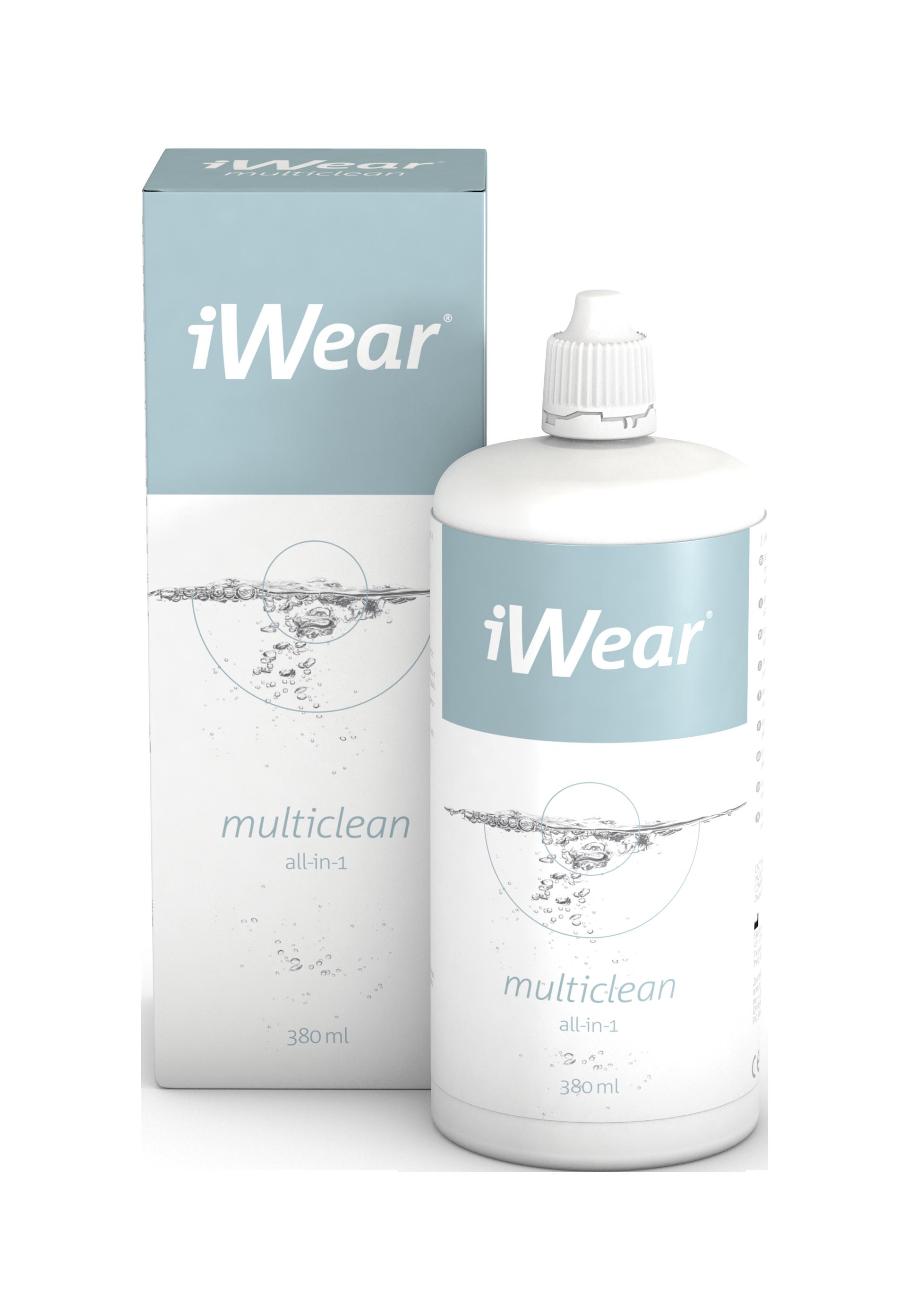 Front iWear iWear multiclean Plus