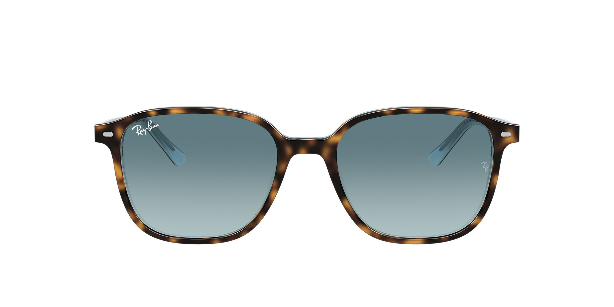 Front Ray-Ban Ray-Ban 0RB2193 13163M 51/18 Bruin/Blauw