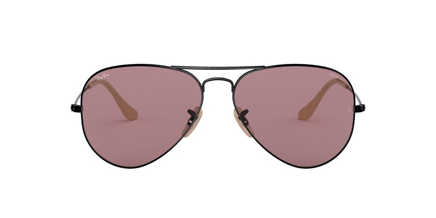 Ray-Ban 0RB3025 9066Z0 Paars / Zwart