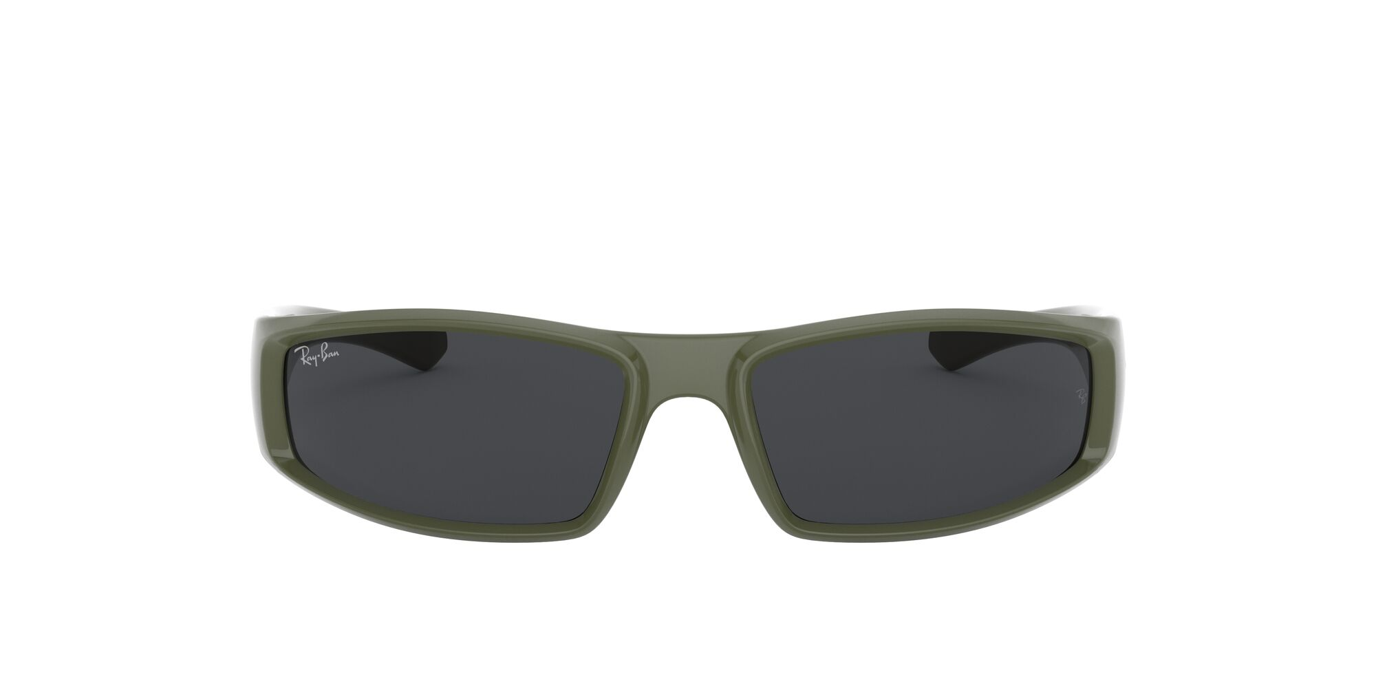 Front Ray-Ban Ray-Ban 0RB4335 648987 58/17 Groen/Grijs
