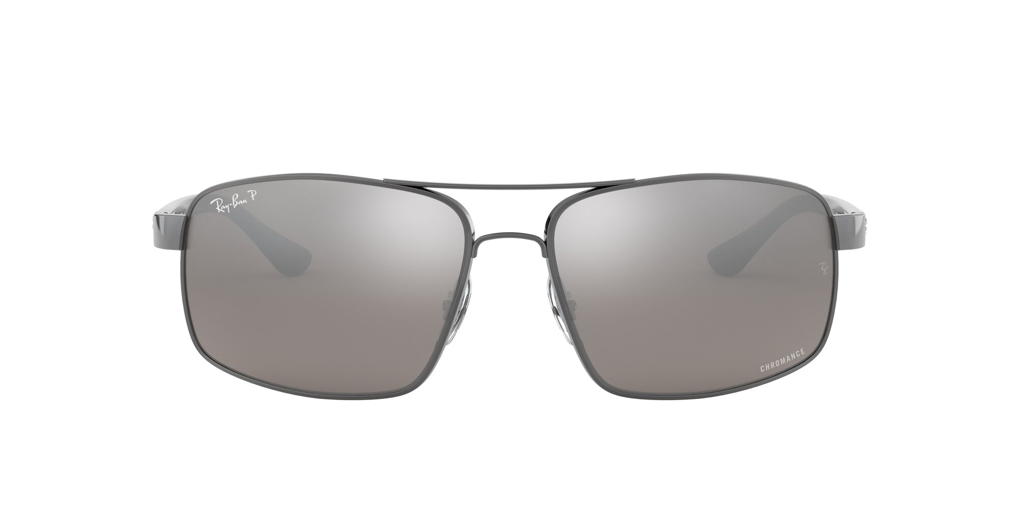 Front Ray-Ban Ray-Ban 0RB3604CH 004/5J 62/15 Grijs/Grijs