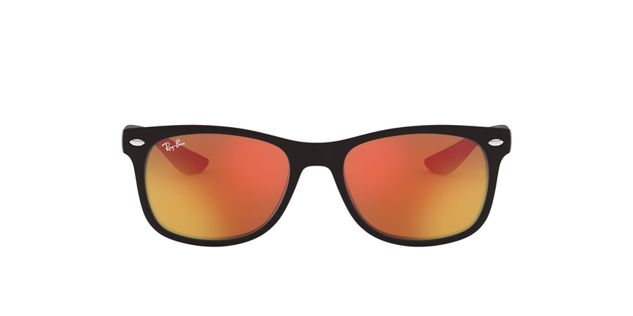 Ray-Ban 0RJ9052S 100S6Q Rood / Zwart